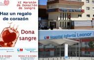 Nuevas 'maratones' de donación de sangre en los hospitales de Vallecas 16 y 17 de diciembre