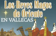 Cabalgatas de los Reyes Magos en Villa de Vallecas y Puente de Vallecas 2015