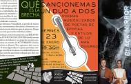 23 al 25 de Enero - Actividades este fin de semana en el CS La Brecha