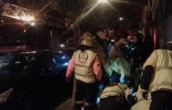 Muere un hombre de 50 años en un incendio en Puente de Vallecas