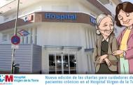 Nueva edición de las charlas para cuidadores de pacientes crónicos en el Hospital Virgen de la Torre - Febrero 2015