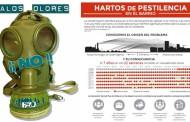 Crowdfunding para denunciar al Ayuntamiento de Madrid por la contaminación odorífera de Valdemingómez