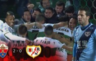 Elche 2 - Rayo Vallecano 0