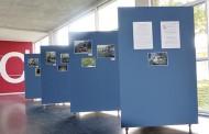 Exposición fotográfica de la segunda edición del 'Camino de esperanza' en el Hospital Infanta Leonor