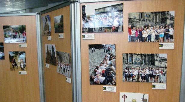 Fotos de las anterior edición del 'Camino de esperanza'
