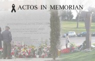 Actos in Memorian por las víctimas del 11-M