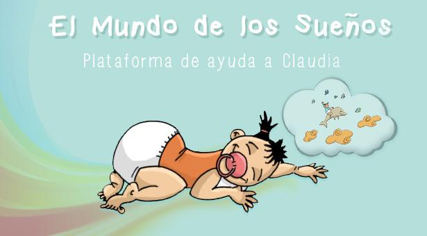 'El Mundo de los Sueños' - Plataforma de ayuda a Claudia