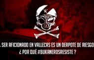 ¿Ser aficionado en Vallecas es un deporte de riesgo?