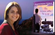 'Un océano entre tú y yo' Tercera novela de la vallecana Alexandra Manzanares