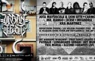 II El Sitio Urban Fest 2015 en Vallecas - 24 y 25 de Abril