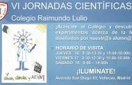 VI Jornadas Científicas en el Colegio Raimundo Lulio