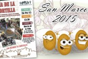 San Marcos y Fiesta de la Tortilla en Vallecas 2015