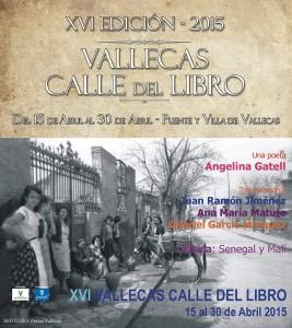 XVI Vallecas Calle del Libro - 2015