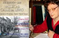 XVI Edición de Vallecas Calle del Libro: Angelina Gatell
