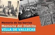 Proyecto 'Memoria del Distrito Villa de Vallecas' en la BPM Gerardo Diego