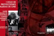 Tercer pase del Ciclo de Proyecciones 'Vallekas de Cine' con Agustín Díaz Yanes