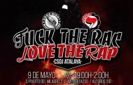 'Love Rap Fest' en el CSOJ Atalaya de Vallecas