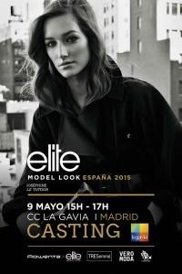 Casting Elite Model Look 2015