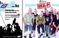 Fiesta de la Utopía 2015 - Premio Utopía para SKA-P