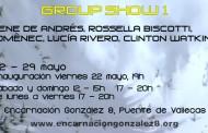 I Exposición 'Group Show' en Encarnación González