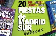 XX Fiestas de Madrid Sur 2015
