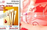 XII Maratón para la donación de sangre en los hospitales de Vallecas