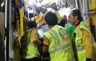 Joven de 16 años apuñalado por otro menor en la calle Payaso Fofó