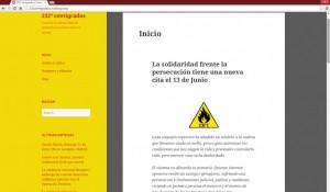 Web de la plataforma