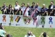 Equipación y Abonos de la temporada 2015-16 del Rayo Vallecano