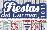 Fiestas del Carmen 2015 en Vallecas