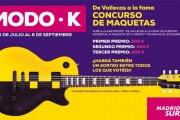 Concurso de maquetas musicales 'De Vallecas a la fama' del C.C. Madrid Sur