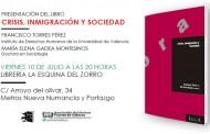 Presentación del libro 'Crisis, inmigración y sociedad' en la librería La Esquina del Zorro