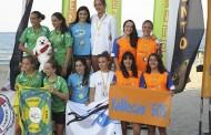 Las socorristas del Vallecas SOS consiguen nuevas medallas en el XXVII Campeonato de España Infantil y Cadete de verano