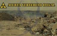 Un incendio en un gran vertedero ilegal contamina el aire de Vallecas y de Rivas