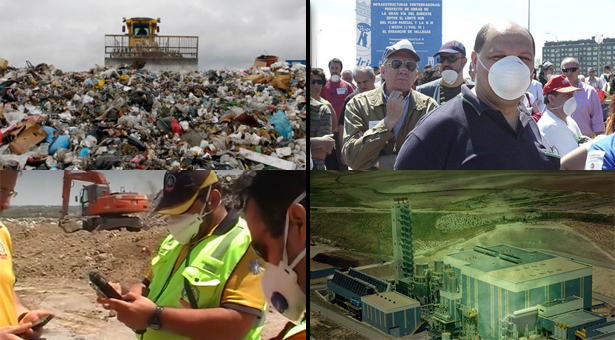 Novedades sobre el vertedero ilegal y admitido el recurso por contaminación procedente de Valdemingómez