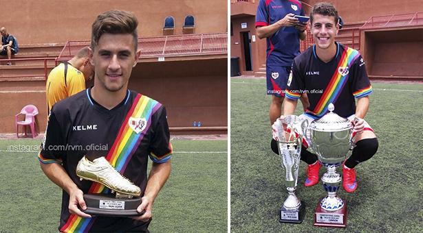 Mario Losada máximo goleador y Jorge Sánchez mejor jugador del torneo