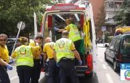 Una mujer de 63 años herida de gravedad por su hijo en Villa de Vallecas