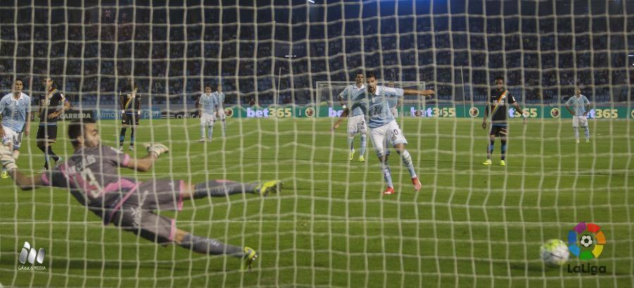Primer gol de penalti
