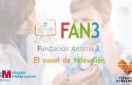 Nuevo canal infantil FAN3 para pacientes del Hospital Infanta Leonor
