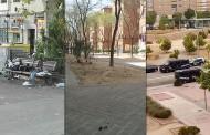 Quejas vecinales en distintas zonas de Vallecas