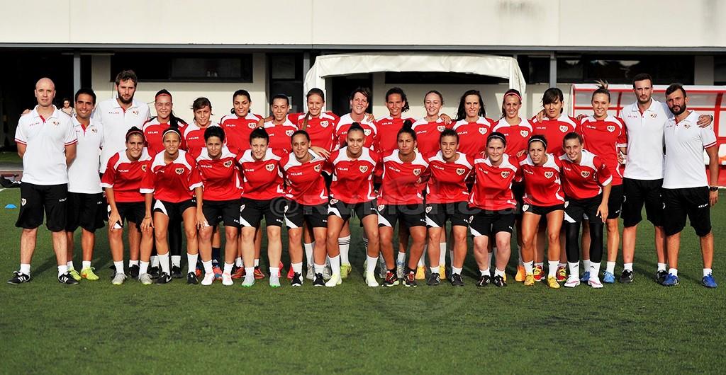 Grupo de la pretemporada 2015-16