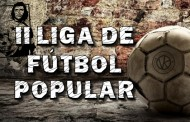 II Edición de La Liga de Fútbol Popular de Vallekas