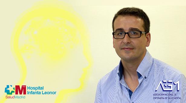 Un profesional del Hospital Infanta Leonor, presidente de una Comisión Nacional de Enfermería