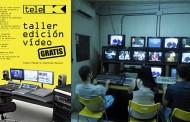 Taller gratuito de edición de vídeo en Tele-K