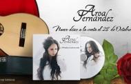 'Mi alma no está en venta' álbum debut de la vallecana Aroa Fernández