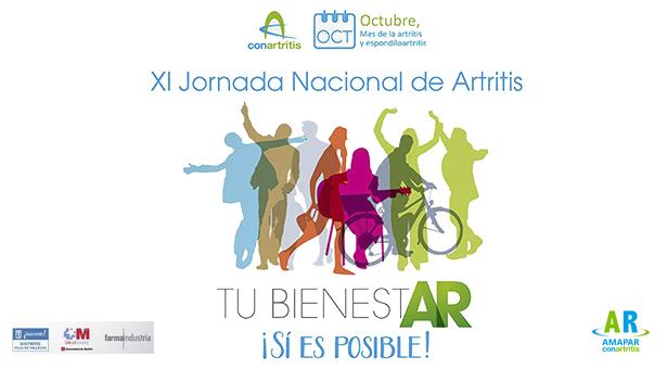 XI Jornada Nacional de Artritis en Villa de Vallecas - Organizado por Amapar y ConArtritis