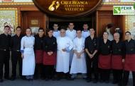 El restaurante Cruz Blanca Vallecas nombrado Premio Nacional de Hostelería 2015