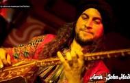 Concierto 'De Este a Oeste' de Amir-John Haddad en Villa de Vallecas