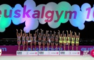 Euskalgym 10 - El C.E.P.G. Rítmica de Vallecas revalida título por tercer año
