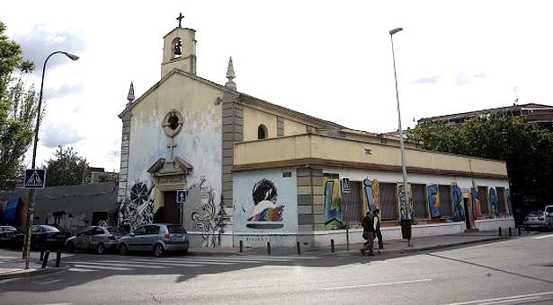 La Parroquia de San Carlos Borromeo es premiada por la Asociación Pro Derechos Humanos de España
